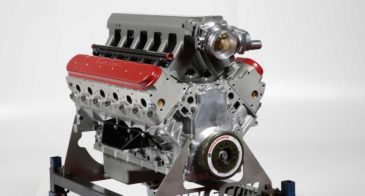 V12 Ls Engines Race Cast Engineering